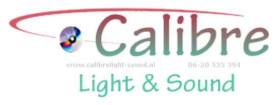 Calibre Light Sound Logo