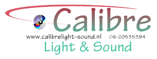 Calibre Light & Sound!
